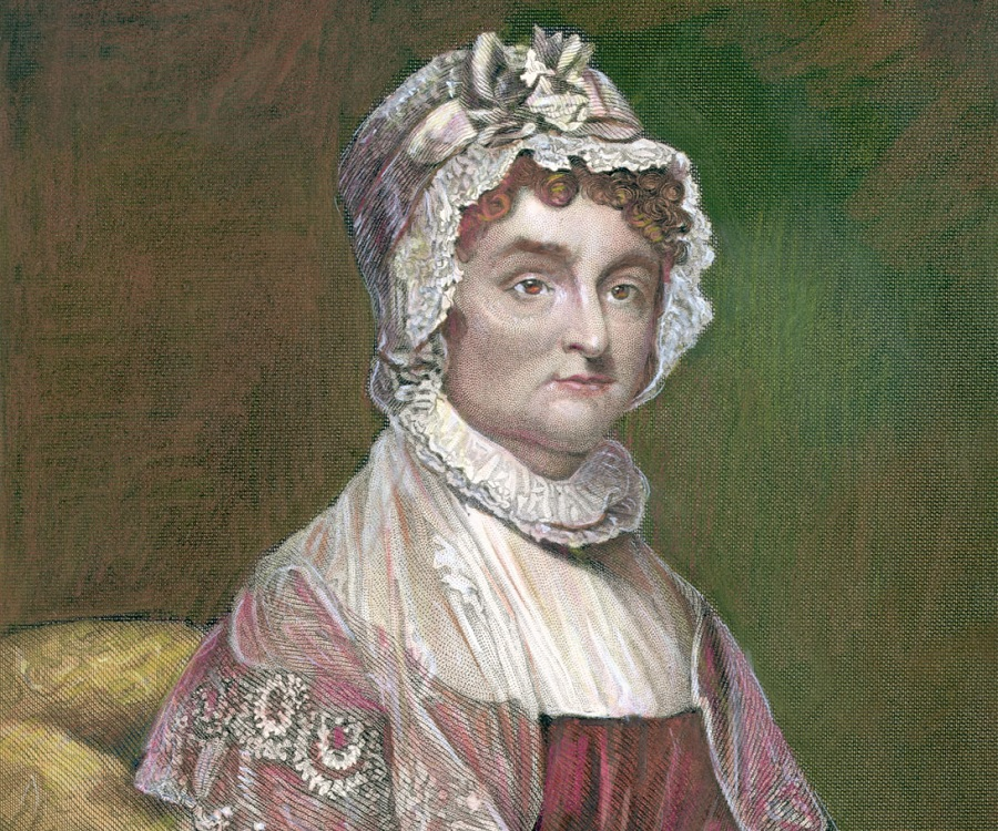 "the life and times of abigail adams ""at a very early period in life,"" abigail adams wrote, ""i devoted him to  by the  time james monroe, the fourth president he served, asked him."