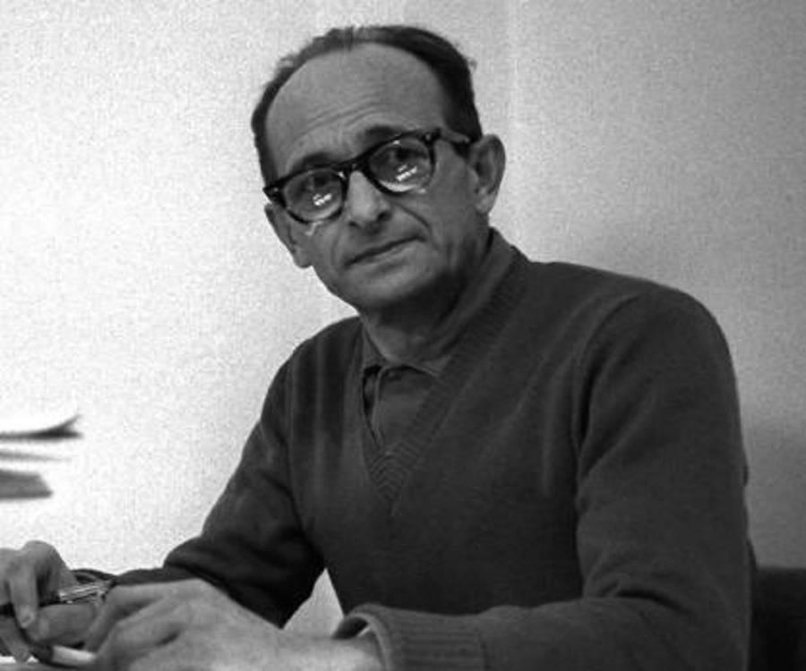 Adolf Eichmann Biography