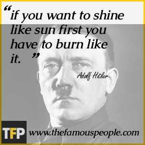 if you want to shine like sun first you have to burn like it.