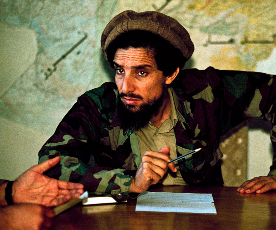 Ahmad Shah Massoud Biography - Childhood, Life ...
