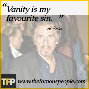 vanity is my favourite sin Vanity, self pride is not a sin but the sin vanity prevents you to recognize your fault and access to forgiveness and redemption you get stuck in misery and madness first of all we need a working definition of sin jesus teaches us that all sin can be summed up by two things - failure to love god.
