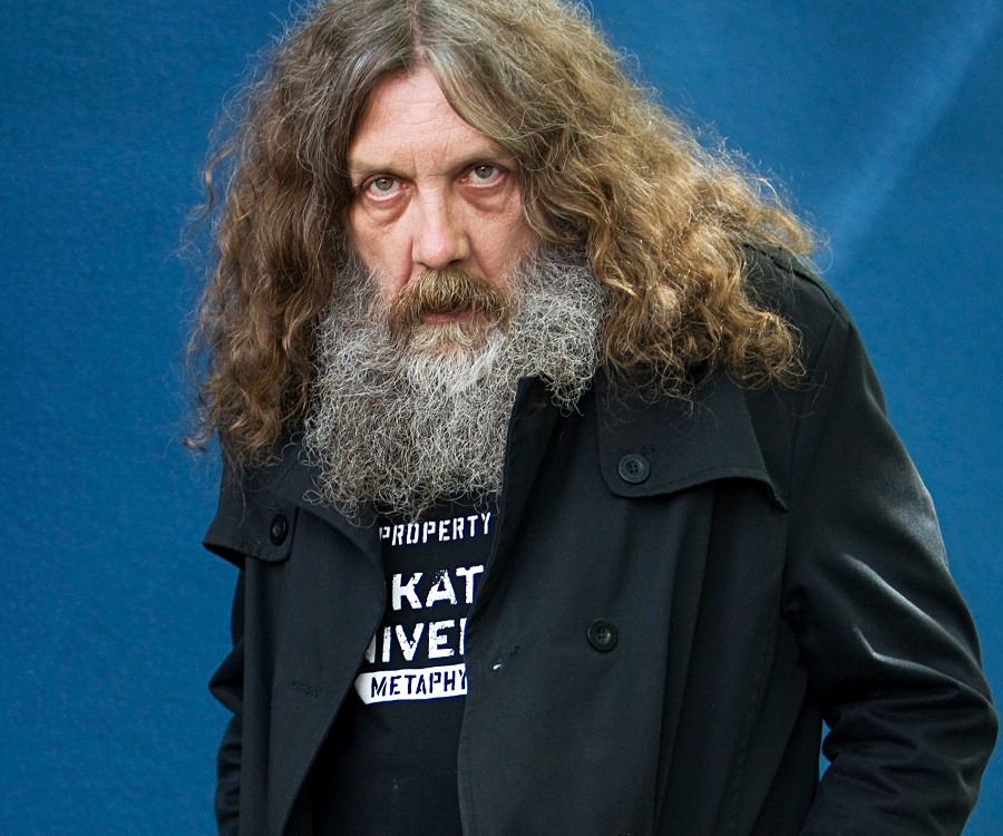 Alan Moore short biography