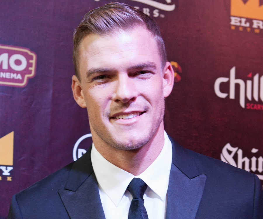 Alan Ritchson - Bio, Facts, Family Life of Actor