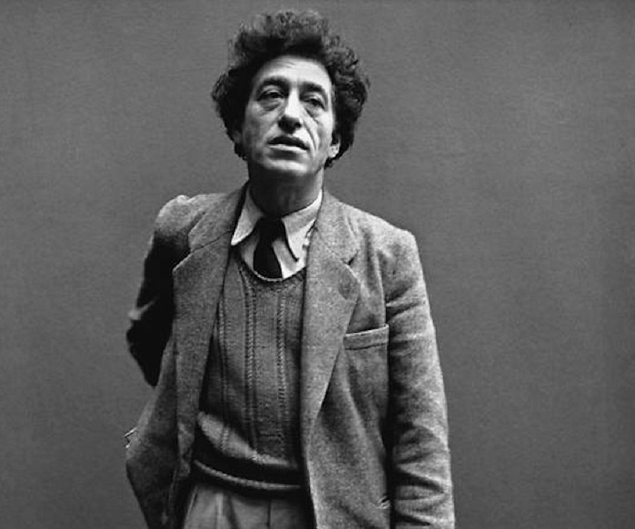 Childhood Life Achievements: Alberto Giacometti Biography
