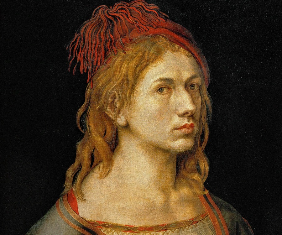 The life and art works of albrecht durer