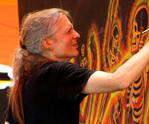 A Conversation With Alex Grey, American visionary artist, 2011
