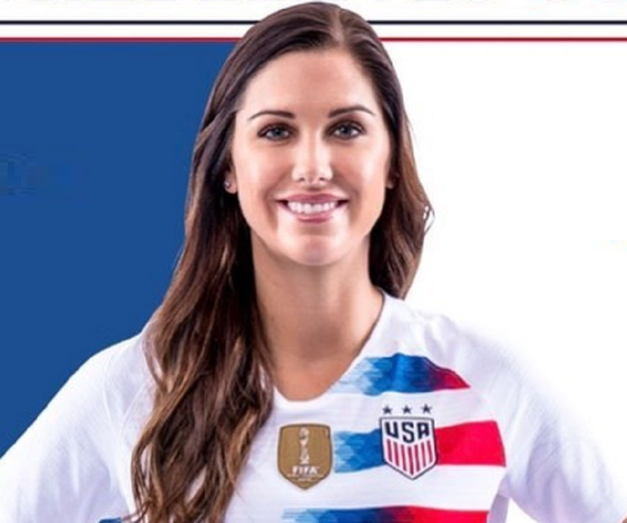 wholesale dealer 7850a 784a2 Alex Morgan Biography - Facts, Childhood, Family ...