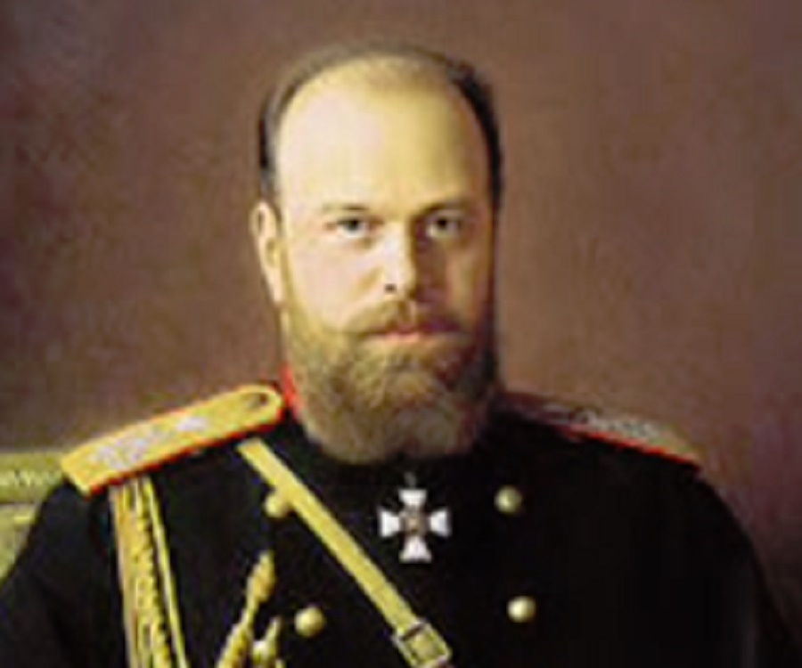 Image result for alexander III russia