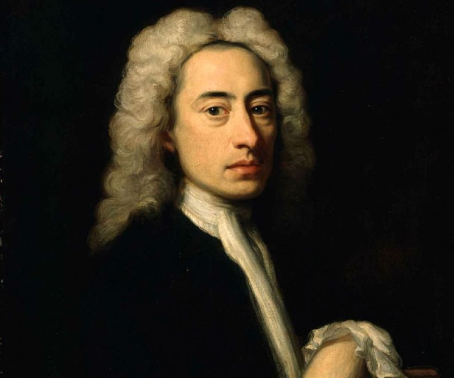 essay of a man alexander pope