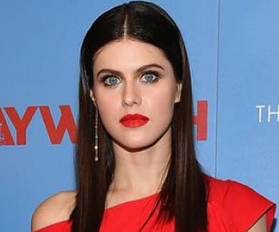 Daddario who is alexandra Who Is