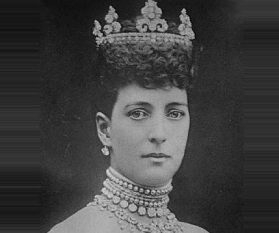 Alexandra of Denmark Biography - 48.5KB