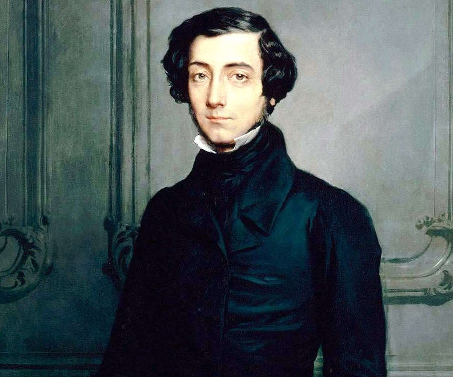 a biography of alexis de tocqueville a french political theorist French sociologist and political theorist alexis de tocqueville (1805-1859)  traveled to the united states in 1831 to study its prisons and returned with a  wealth of.