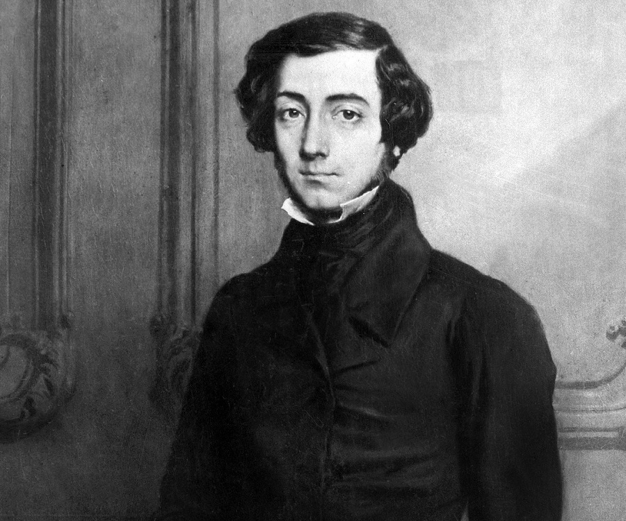 Alexis De Tocqueville Biography - Childhood, Life ...