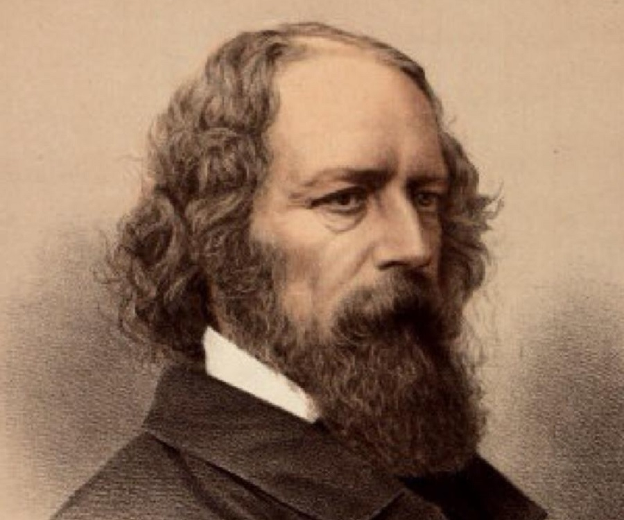 alfred lord tennyson biography