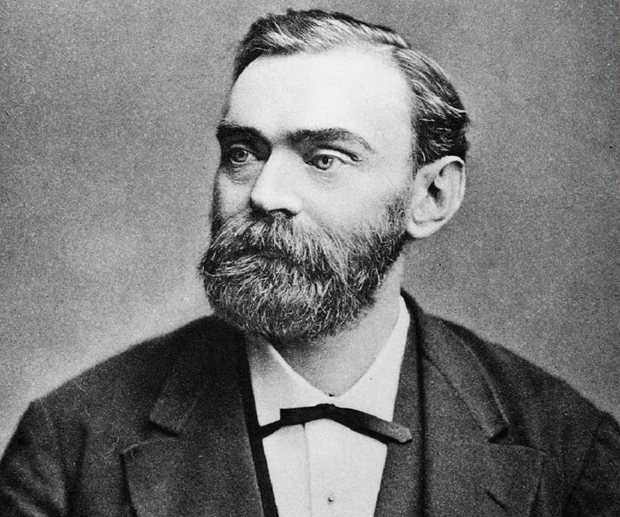 a biography of alfred nobel the inventor of dynamite On the anniversary of alfred nobel's death, which coincides with the nobel peace prize award ceremony today, here's a look at some surprising facts about nobel's life and legacy.