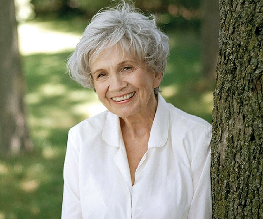 A biography of alice munro