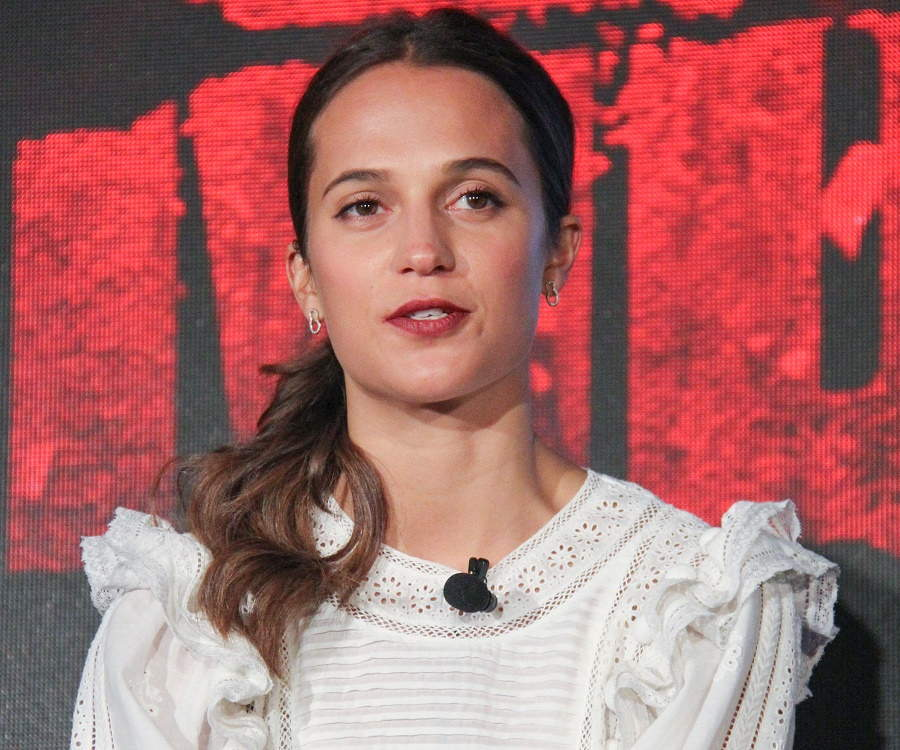 Alicia Vikander Biography - Facts, Childhood, Family Life