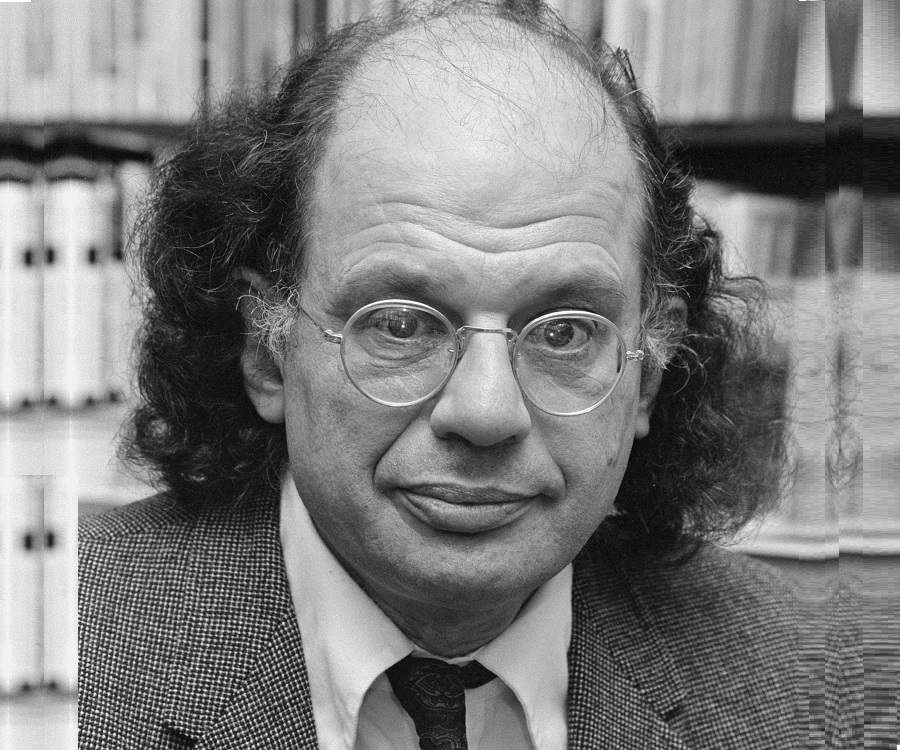 the biography of irwin allen ginsberg Irwin allen ginsberg was born on june 3 1926 in new jersey, of russian jews  who were both first-generation americans his father, louis.