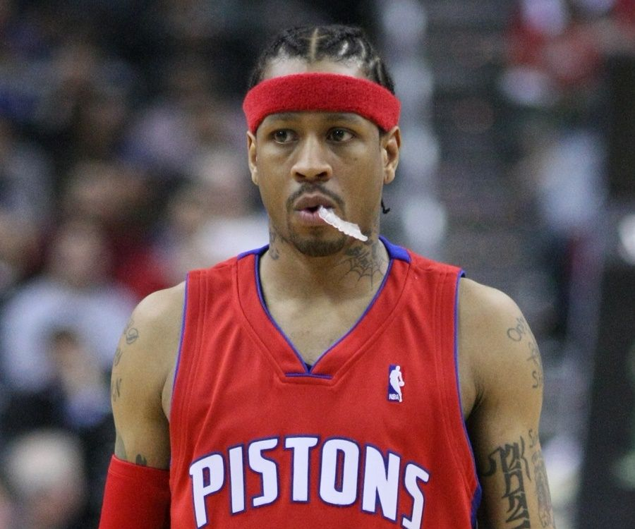 Biography of Allen Iverson