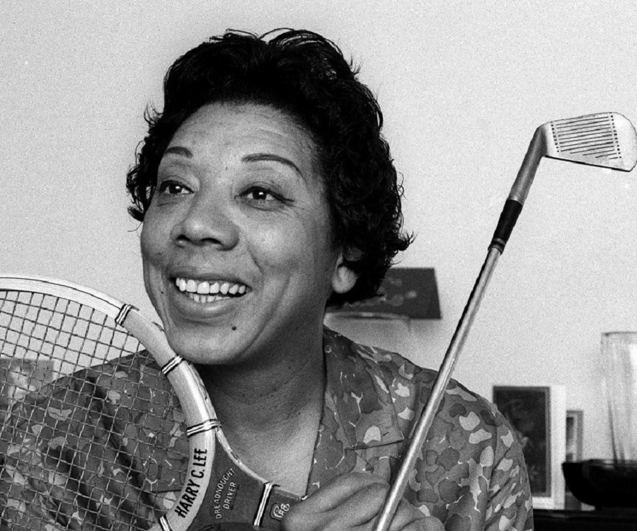Althea Gibson Biography Childhood Life Achievements Amp Timeline