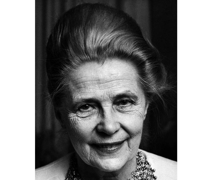 Alva Myrdal Biography Childhood Life Achievements Timeline