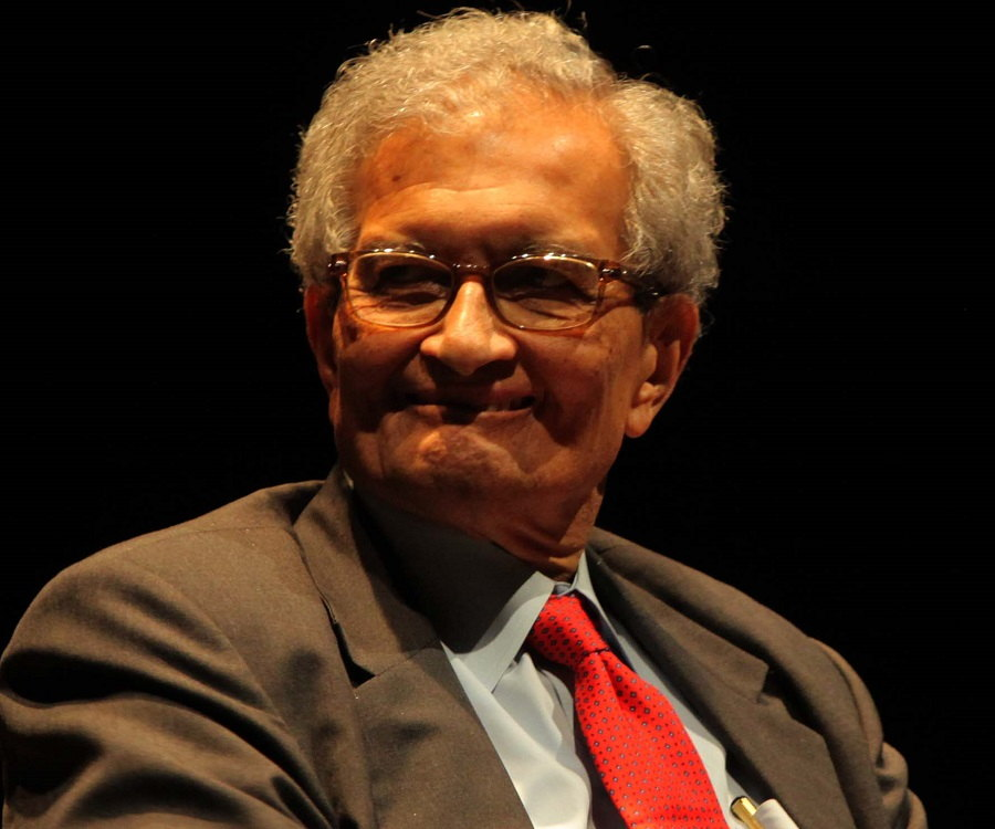 amartia sen Nobel laureate economist amartya sen on saturday said the minorities and the liberal forces in india, who oppose the divisive politics of the present day, need to be more vocal and assertive.