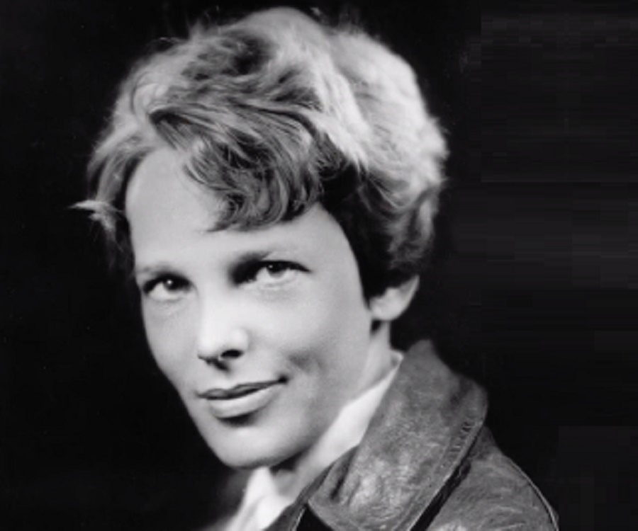 the childhood and career of amelia mary earhart Courtesy of seaver center for western history research july 24, 1897: a 20th century childhood amelia mary earhart is born in atchison, kansas, to parents amy otis.