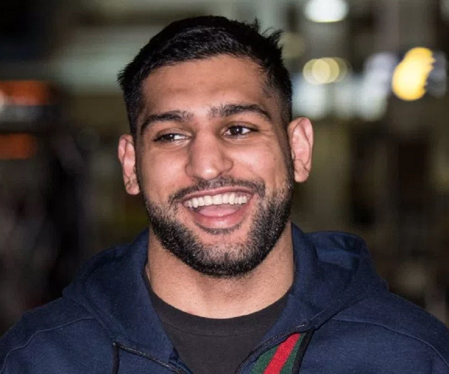 Amir Khan (Boxer) Biography - Facts, Childhood, Family ...