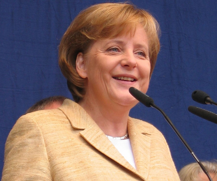 angela merkel angela merkel - Ulrich Merkel Lebenslauf