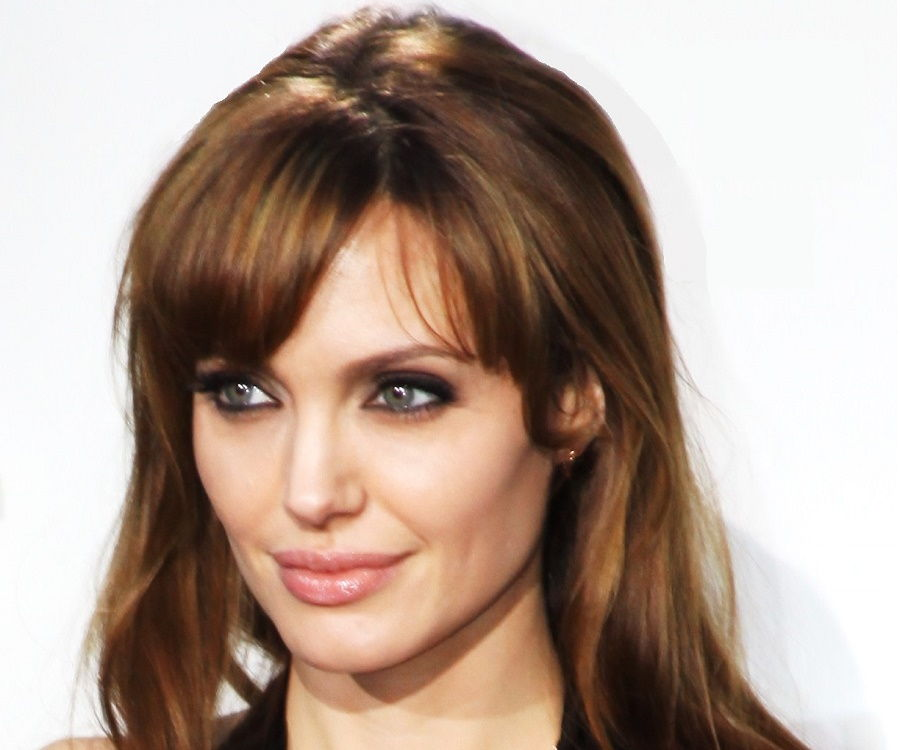 Image result for angelina jolie young life