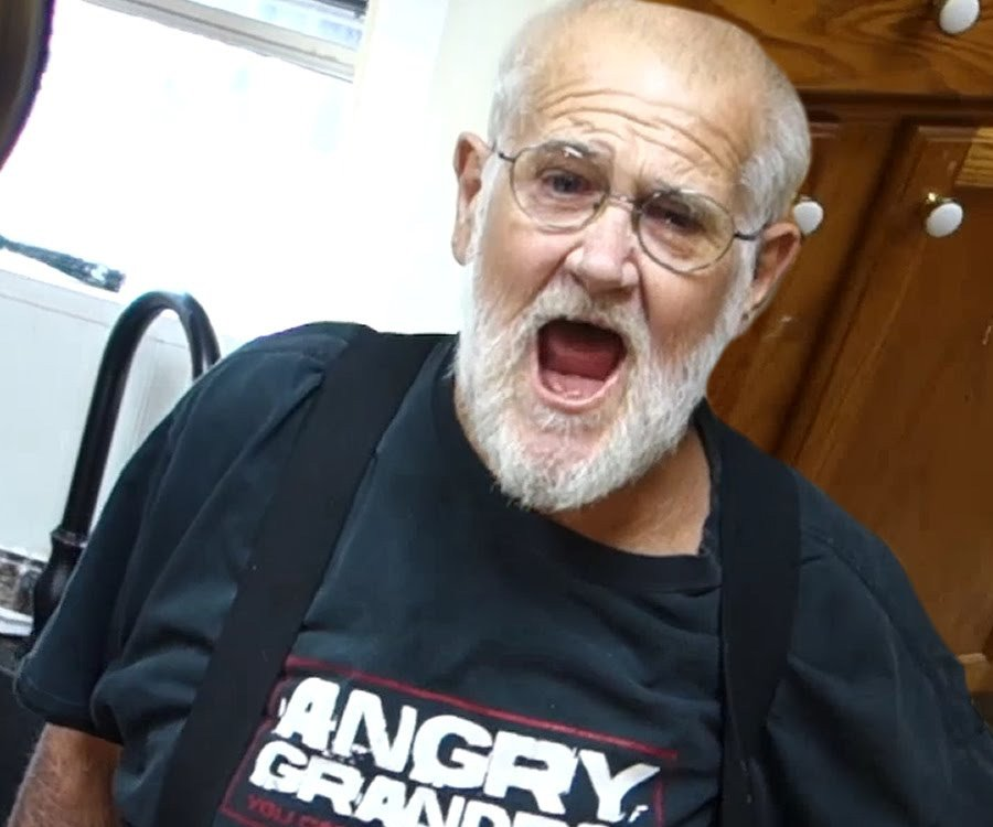 Angry Grandpa Dead >> Angry Grandpa (Charles Green) - Bio, Facts, Family Life of YouTube Personality