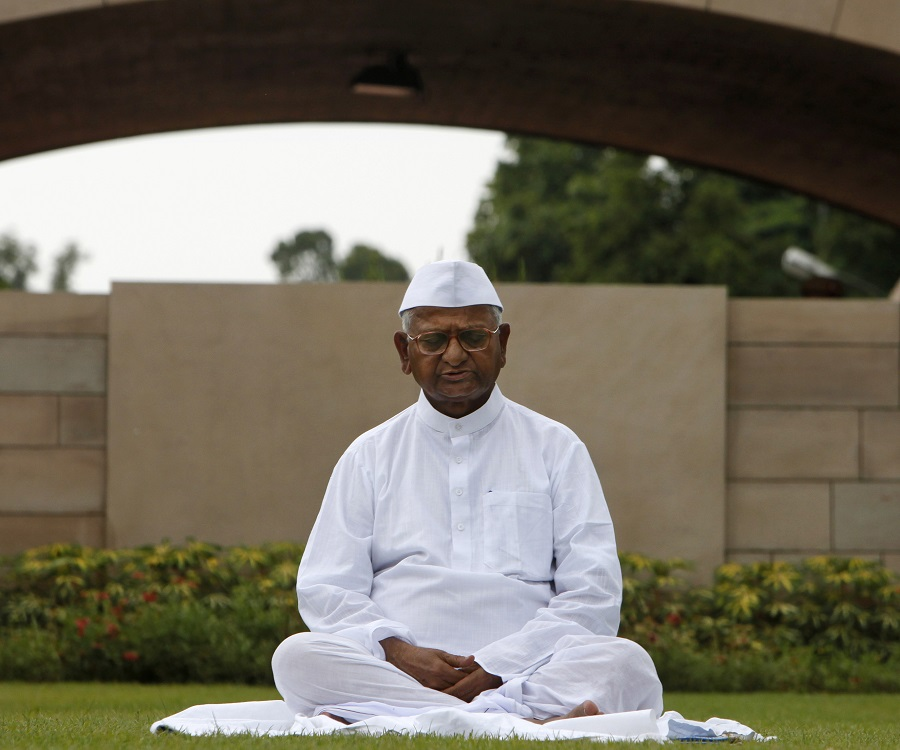 anna hazare Anna hazare's village ralegan siddhi is a reflection of him is it a gandhian paradise or a regressive dystopia.