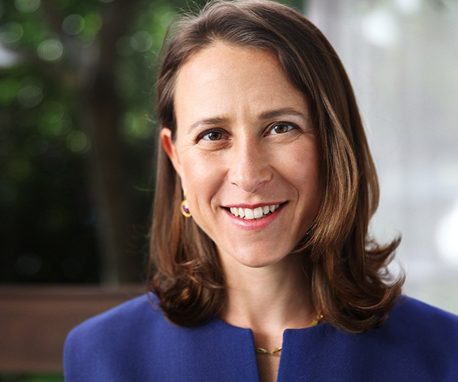 The 45-year old daughter of father (?) and mother(?) Anne Wojcicki in 2018 photo. Anne Wojcicki earned a  million dollar salary - leaving the net worth at  million in 2018