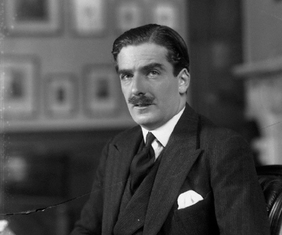 Reflections of a Sybarite: Style Icons No. 1: Anthony Eden