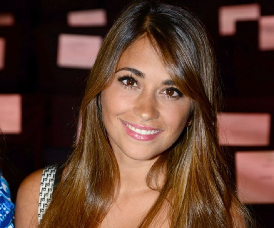 Antonella Roccuzzo Biography - Facts, Childhood, Family ...