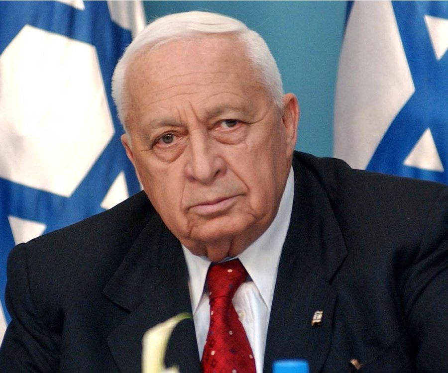 Image result for ariel sharon pic