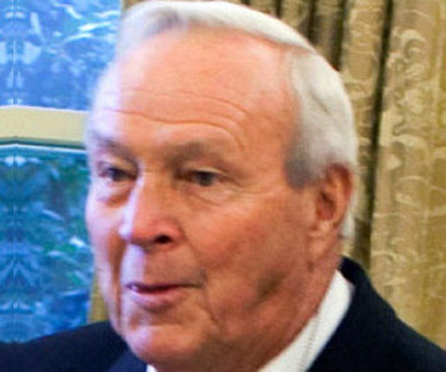 Arnold palmer death date in Brisbane