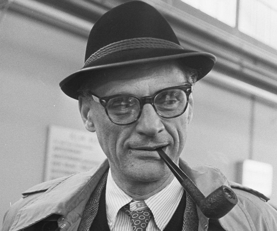 the literary works and influences of arthur miller The influence of arthur miller on american theater and of possible influences on miller's work to arthur miller: a literary reference to.