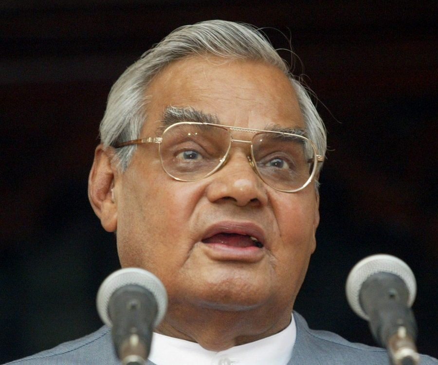Atal Bihari Vajpayee Biography - Childhood, Life ...