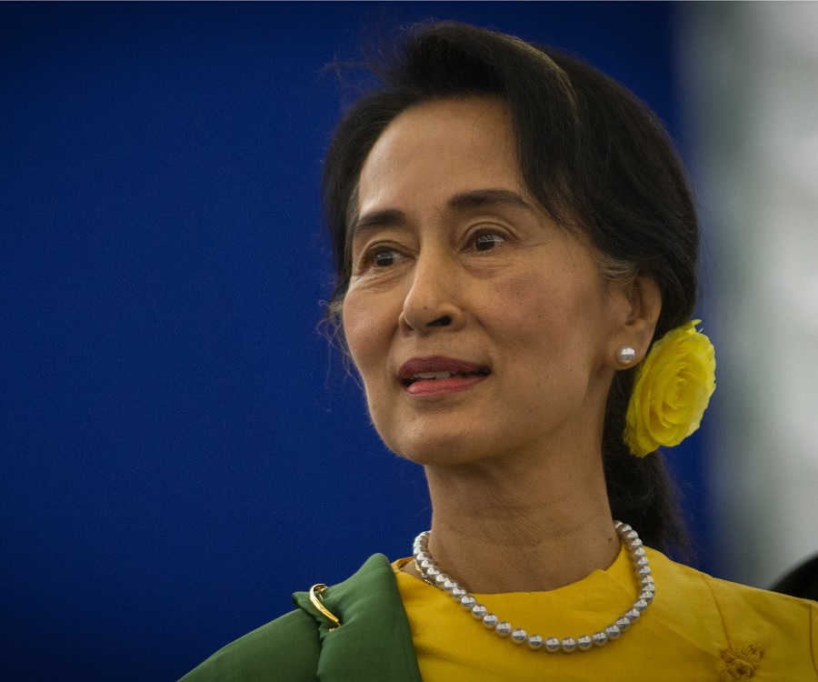 the life and times of daw aun san suu kyi Myanmar opposition leader aung san suu kyi says constitutional rules which bar her from running for five times macron ripped brigitte macron on life at the.