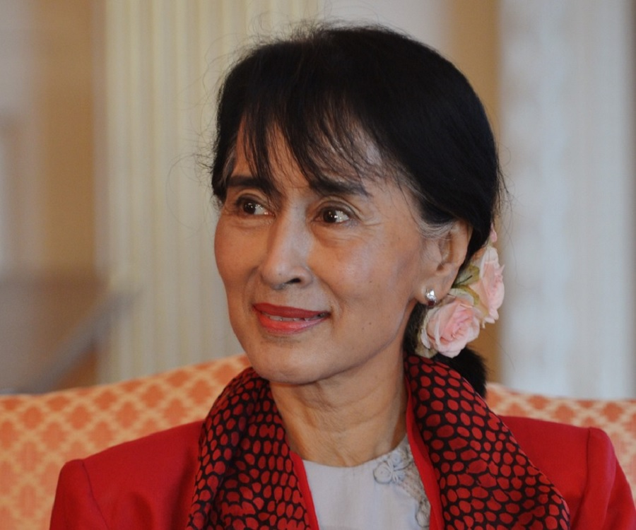 Aung San Suu Kyi's Speech