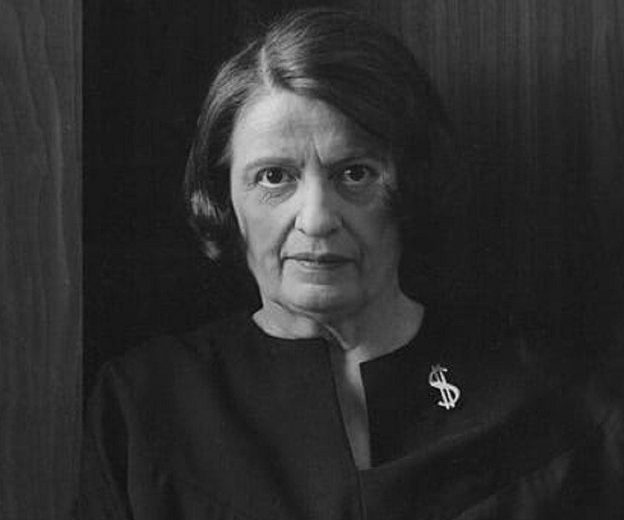a biography of ayn rand a philosopher Biographycom presents ayn rand, the author of the fountainhead and atlas shrugged, both of which promote rand's philosophy of objectivism.