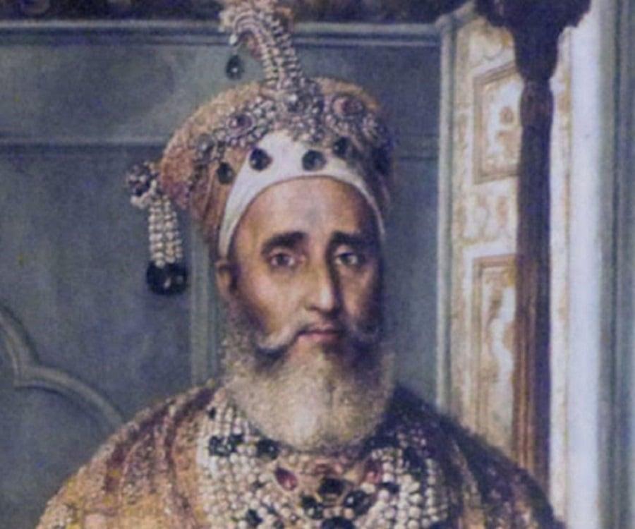 Image result for bahadur shah zafar