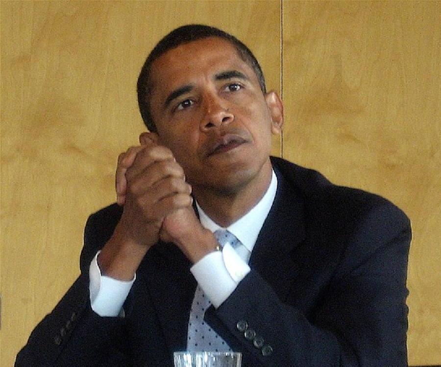 Obama father biography