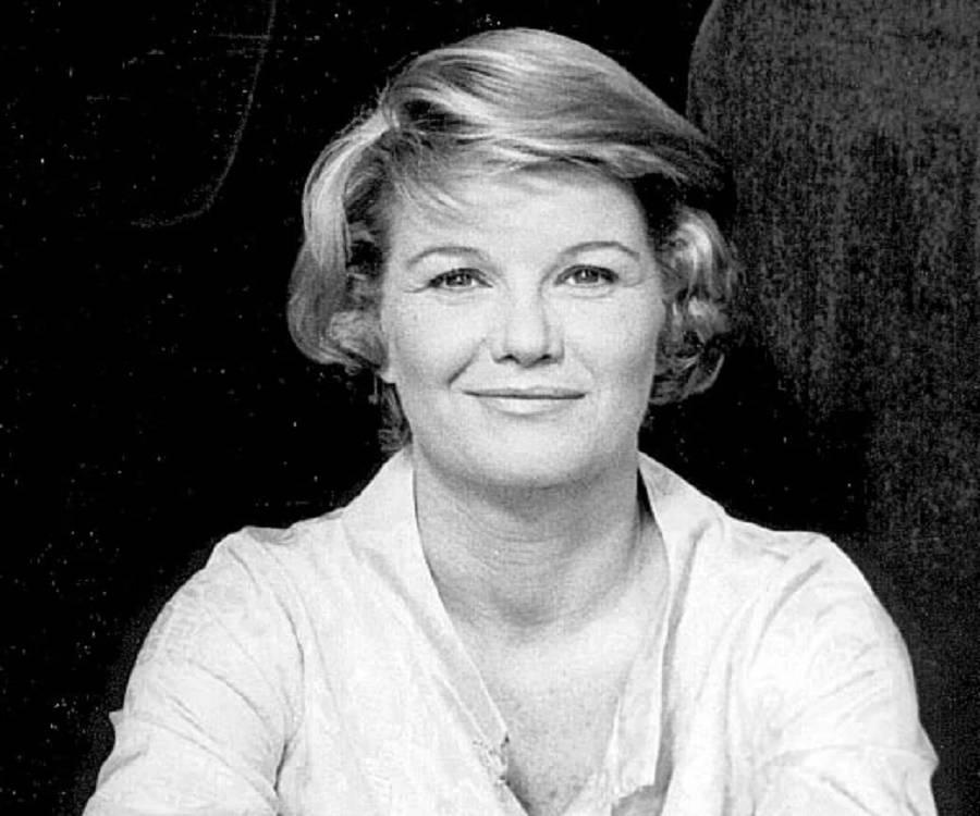 Barbara Bel Geddes old