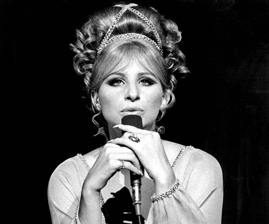 an analysis of the life and work of barbra streisand an american singer Fred astaire: fred astaire, american dancer who is best known for a  and he received a life achievement award from the american film  barbra streisand.