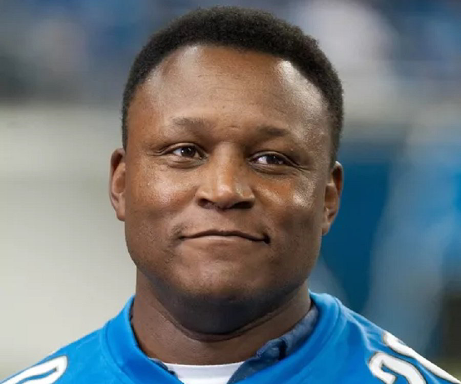 barry sanders - photo #1