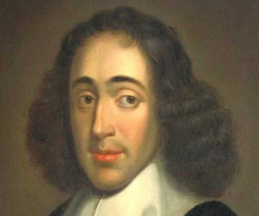 baruch spinoza Discussion on metaphysics and philosophy of benedictus de (baruch) spinoza on one infinite substance (god, nature, space) and the interconnected motion of matter spinoza 'ethics' quotes, pictures, biography.
