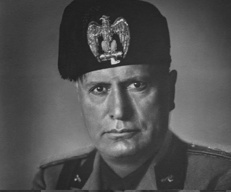 a biography of benito mussolini an italian historical figure Mussolini: a biography, by jasper ridley, st martin's press, new york, 1999, $2750 in 1927, when an out-of-office winston churchill was passing through rome, he gave a press conference to.