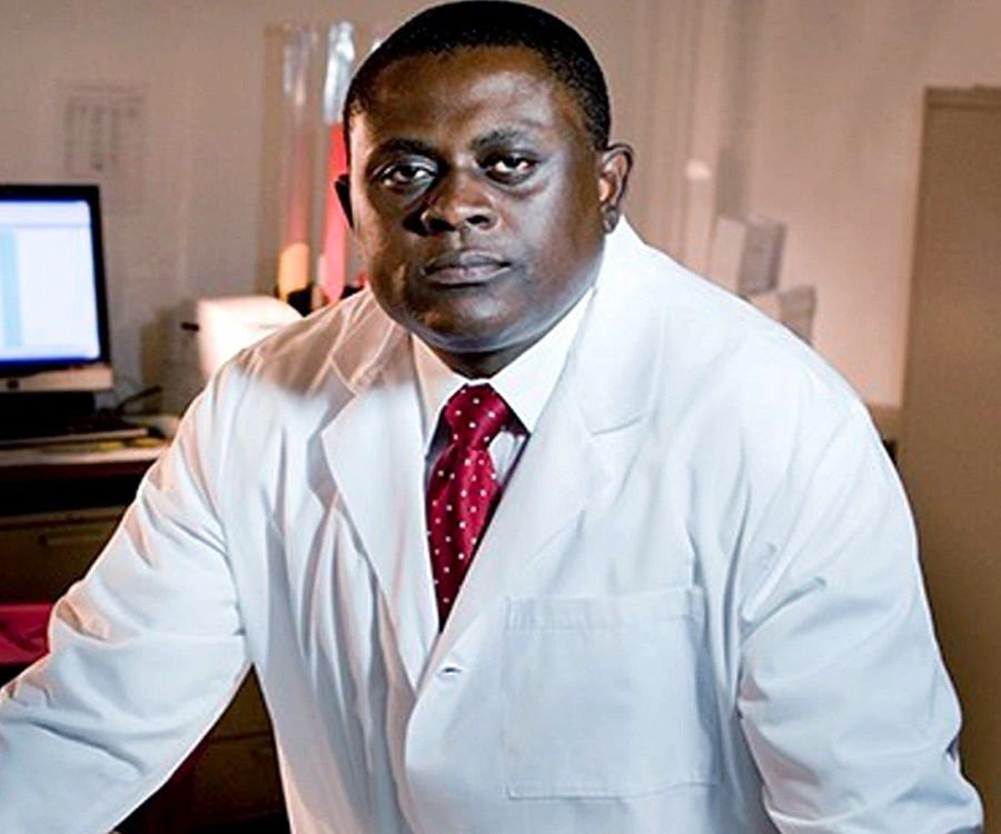 "Image result for photos of ""Dr. Bennet Omalu"